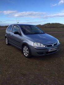 Vauxhall corsa 1.2 05 plate price reduced!!