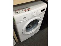 New Graded Bush 8kg Washing Machine - White