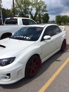 Subaru WRX Sti Sport Tech Package