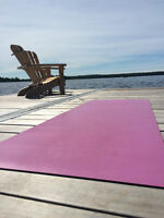 Teach Yoga? How about by the Lake?!