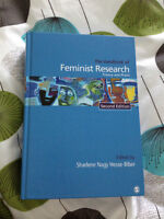 The Handbook of Feminist Research Second Edition