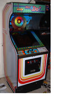Mr. Do! arcade game by Universal