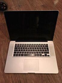 15 Inch MacBook Pro 2008/9