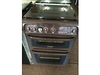 Brown cannon 60cm gas cooker grill & oven good condition with guarantee