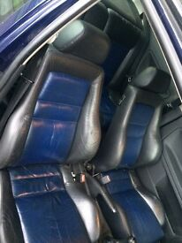 Polo 6n2 leather seats