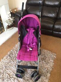Mamas & papas swirl stroller