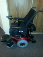 MP5 Electric/Power Wheelchair LIKE NEW!