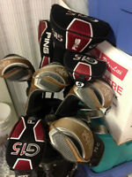 Full Set of Ladies PING Golf Clubs