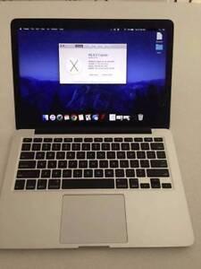 "Macbook Pro 13.3"" Retina Display: In Excellent Condition Melbourne CBD Melbourne City Preview"