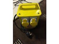 110V Power Tool Transformer