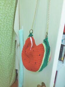 Handmade Watermelon Purse Regina Regina Area image 3