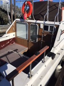 Cabin cruiser to swap / trade Campbell River Comox Valley Area image 2