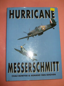 Hurricane & Messerschmitt