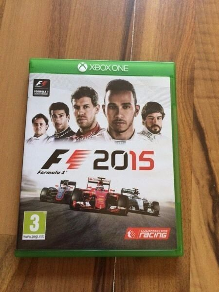 F1 2015Xbox oneas newPrice standsno offersin Mountain Ash, Rhondda Cynon TafGumtree - F1 2015 , Xbox one , as new ! Price stands , no offers !