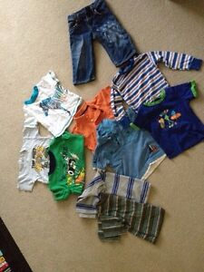 18months - 2t small clothing lot