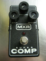 PEDALE MXR SUPER COMP COMPRESSOR