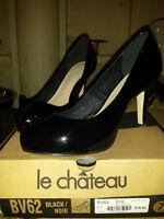 BNIB Black Heels - Size 7