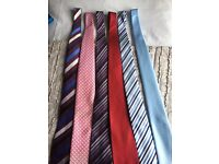 Ties (M&S and NEXT)