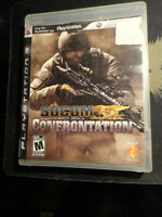 Socom Confrontation PS3 Game