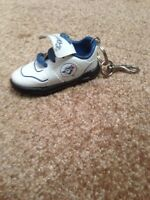 Toronto Blue Jays Running Shoe Keychain