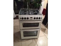Belling Gas cooker 60cm wide
