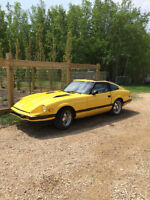 1983 Datsun Z-Series 280ZX Coupe (2 door)
