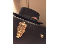 Marcus Miller M2 Pork Pie Hat Bass guitar player