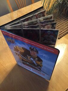 Cartes de hockey Tim Horton 2016/2017 collection complete