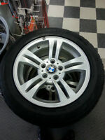 RIMS  (4 BMW ORIGINAL RIMS 5 BOLTS)