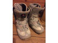 Free BOA zip! Women's Snowboarding Boots UK size 4.5