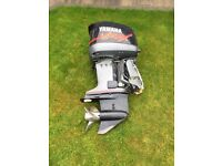 YAMAHA VMAX OUTBOARD ENGINE MOTOR BREAKING FOR SPARES GEARBOX TILT AND TRIM