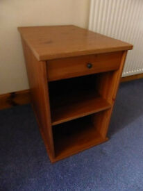 Bedside Cabinet with Drawer