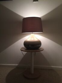 New large table lamp