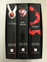 Twilight anglais 4 volumes