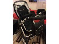 Baby pushchair!
