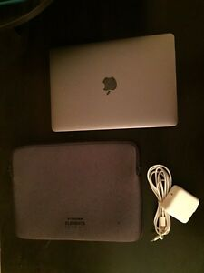 "12"" MacBook 2015 Space Grey Kitchener / Waterloo Kitchener Area image 6"