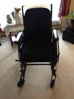 Large Wheel Chair