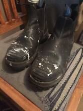 Blundstone Size 10US Steel Capped Boots Duncraig Joondalup Area Preview