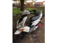Peugeot speedfighter 100cc swaps