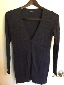 Navy Blue Maternity Sweater from the Gap, Size XS