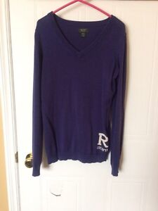 Blue roots canada v neck sweater  London Ontario image 2