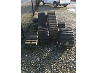 New And Used Yanmar C30 Dumper Rubber Tracks