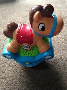 Leap Frog Rocking Horse