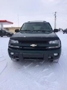 2005 Chevrolet Trailblazer LS SUV, Crossover