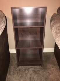 Walnut effect unit