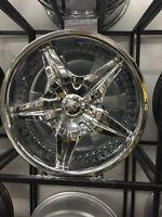 MAGS CHROMES NEUF MULTI 5X105/114.3 (Chevrolet Cruze)