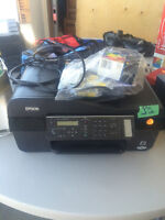 Epson Printer with lots of ink