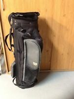 Wilson Golf Bag and Other Optional Clubs. ,set king cobra irons