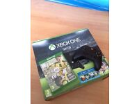 Xbox one console , FIFA 16 and 17 and triton gaming headset