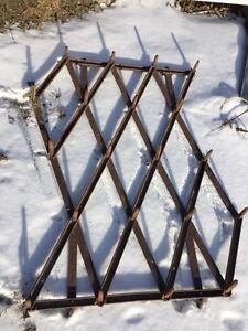 Diamond Harrows 3x4 ft